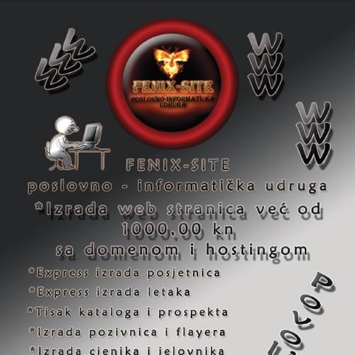Runner-up design by Hrvoje-fenix