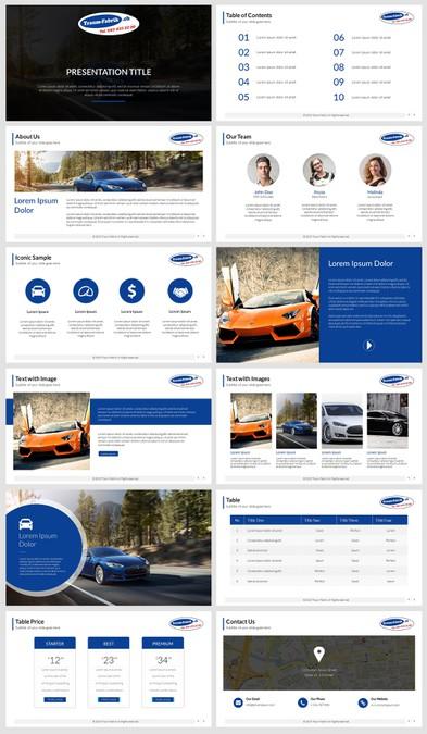 Winning design by Mersi