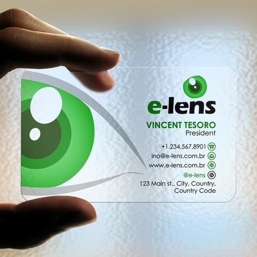 Design finalista por Vincent Tesoro
