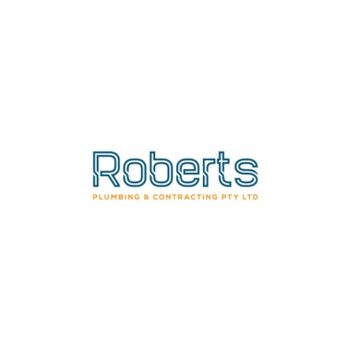 Logo for roberts plumbing contracting pty ltd logo for Decor 18 international pty ltd