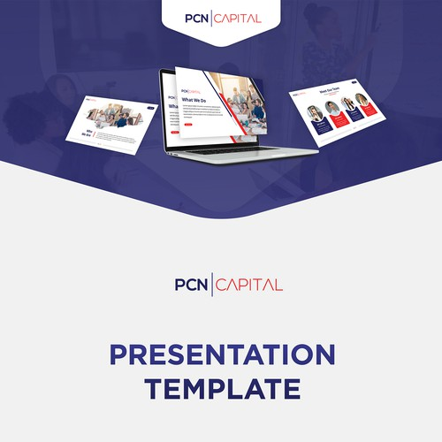 Tech Recruitment Company Looking For New Powerpoint Template Powerpoint Template Contest 99designs