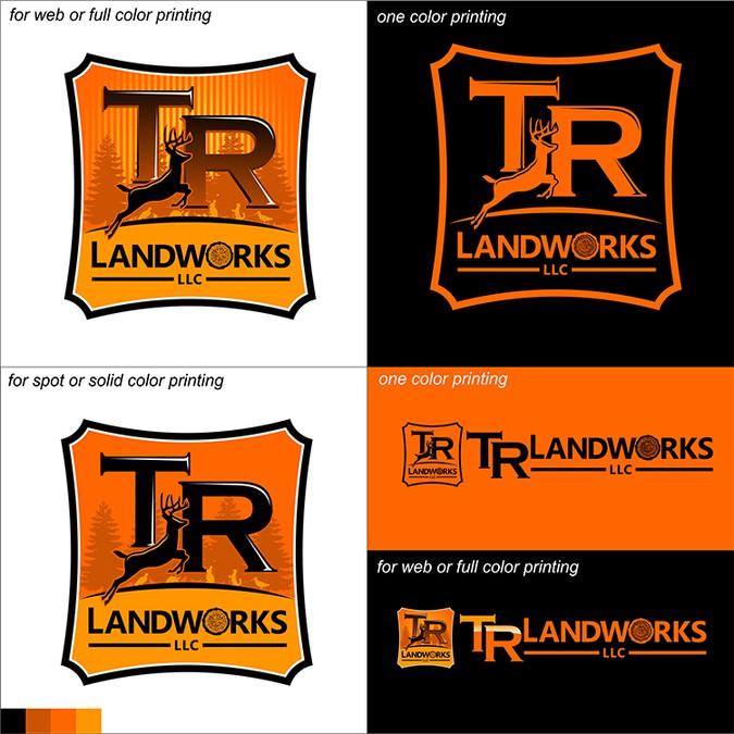 Winning design by Sanrix Graphic Design