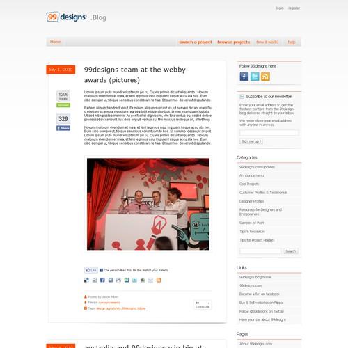 Design finalista por MindRush