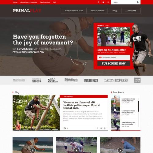 Runner-up design by Fenixo