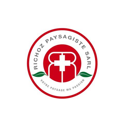 Logo entreprise paysagiste concours cr ation de logo for Entreprise paysagiste