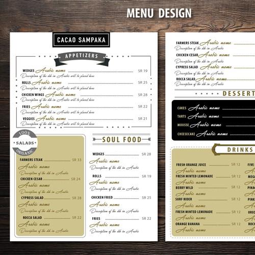 Runner-up design by DesignPlans
