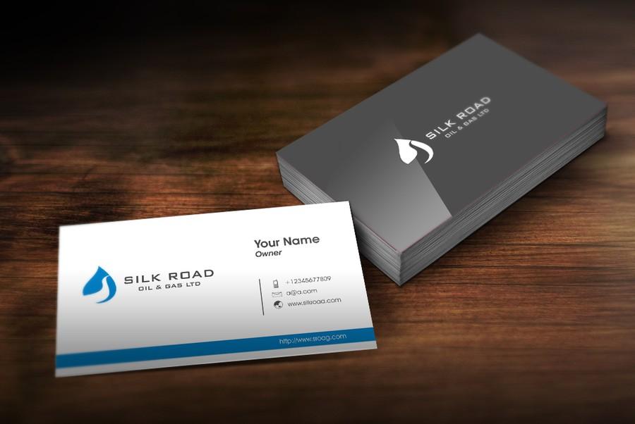 Create a new logo for Silk Road Oil & Gas | Logo & business card ...