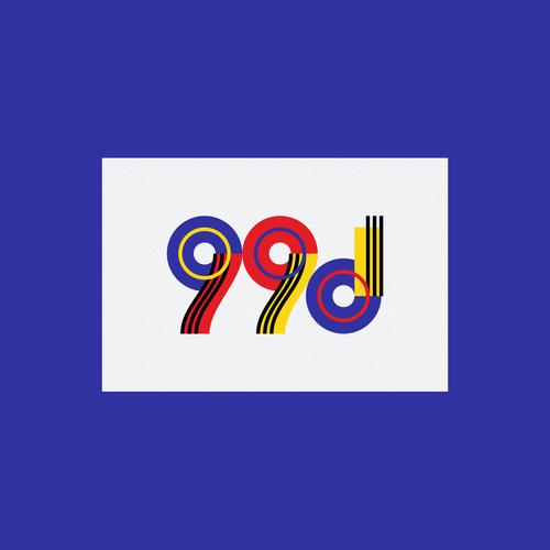 Community Contest | Reimagine a famous logo in Bauhaus style Design by Artvin