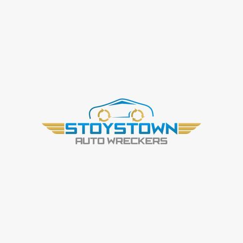 Stoystown Auto Wreckers >> Stoystown Auto Wreckers Needs A New Logo Logo Design Contest