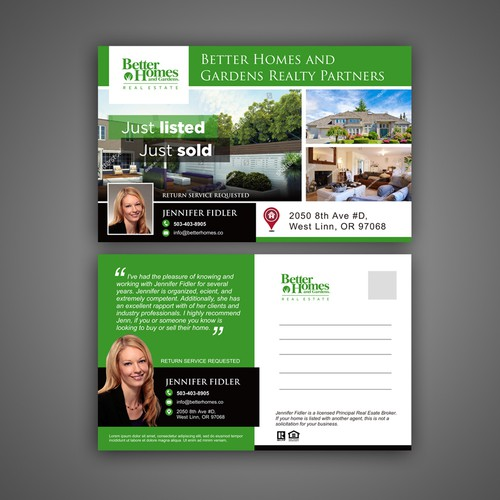 Need 5 Real Estate Flyer Templates For