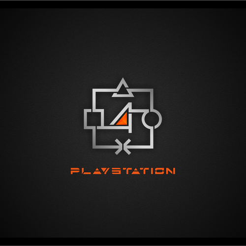 Community Contest: Create the logo for the PlayStation 4. Winner receives $500! Design by DTN.PROJECT
