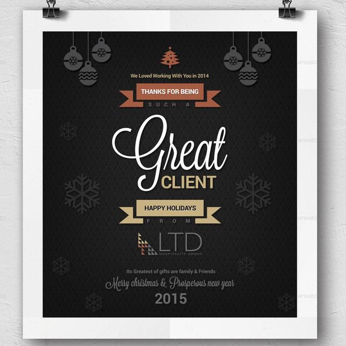 Design vencedor por creativepixels