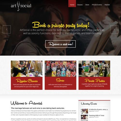 Ontwerp van finalist DesignGalaxy