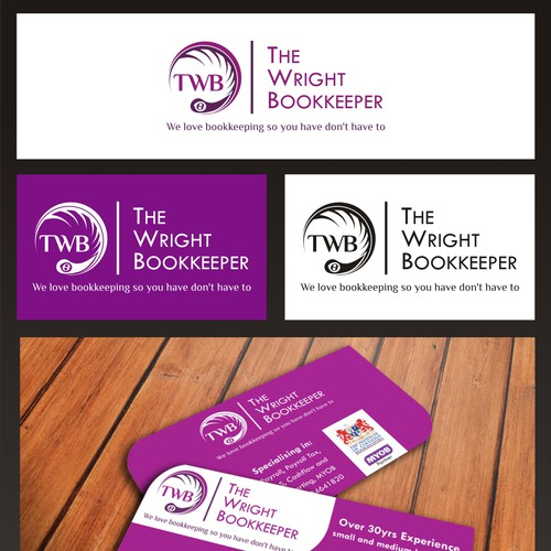 A creative challenge if your game bookkeeping logo business runner up design by deshsign colourmoves