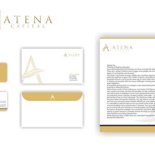 Runner-up design by aLjuna™