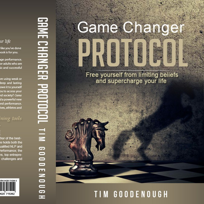 Create a simple and elegant design for my new book game changer create a simple and elegant design for my new book game changer protocol solutioingenieria Images
