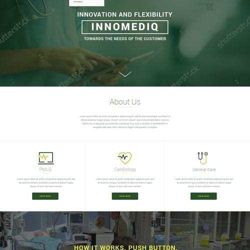 Ontwerp van finalist Roberto Criado