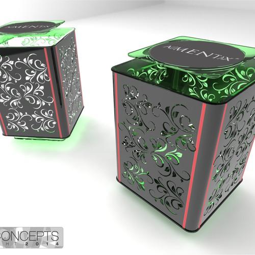 Design finalista por krome juice