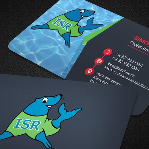 Diseño finalista de RI Graphics