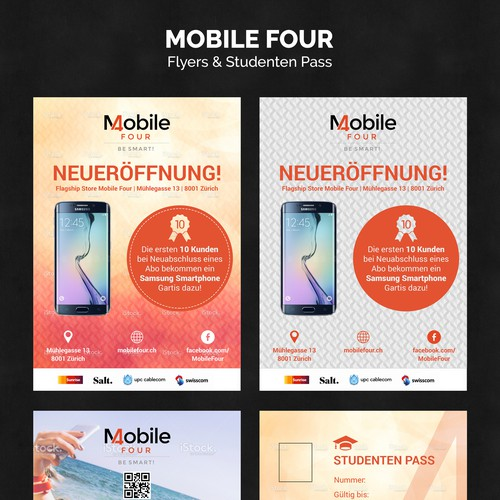 Runner-up design by abe.designer