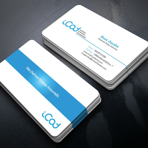 Create business card for software company business card contest runner up design by saikat99 colourmoves