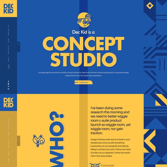 """Winnend ontwerp van Smash Designs"""""""