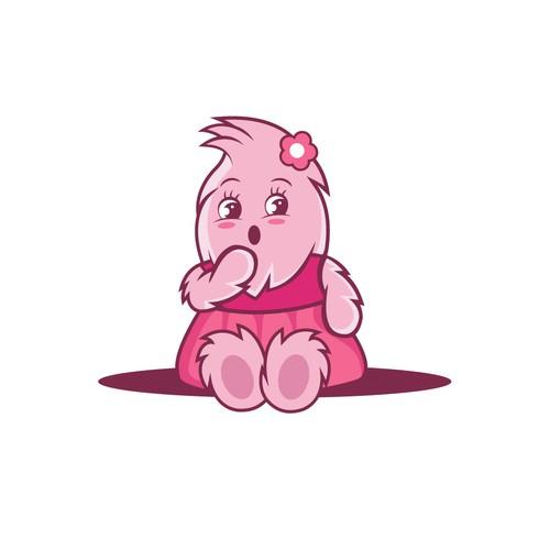 Cartoon/Mascot character for children TV Design by lindalogo