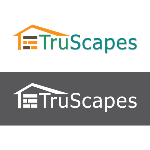 Create A Modern Landscaping Logo For TruScapes