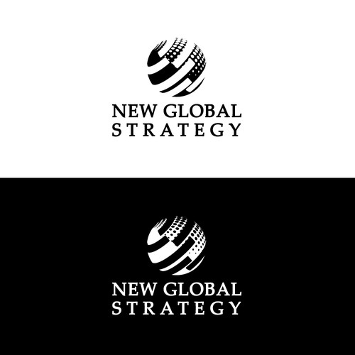 Create a new logo for the consultancy new global strategy for Global design consultancy
