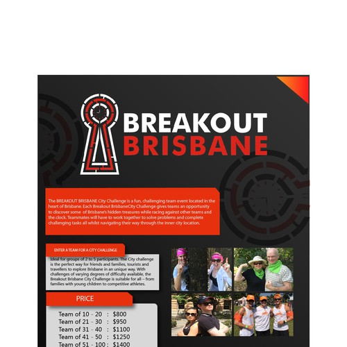 Runner-up design by Bingpen
