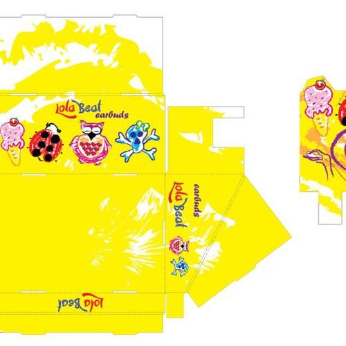 Runner-up design by Royal Amethyst