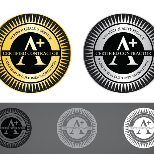 Runner-up design by amin207