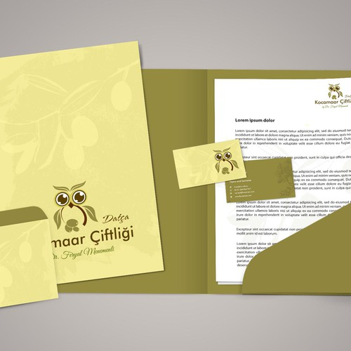 Create a stylish eco friendly brand identity for KOCAMAAR farm Design by ROSARTS