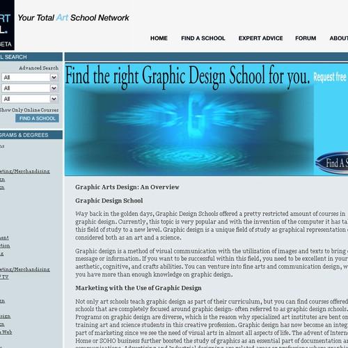 Meilleur design de designwizard