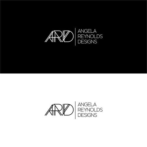 Celebrity Interior Designer Brand Identity Logo Brand Identity Pack Contest