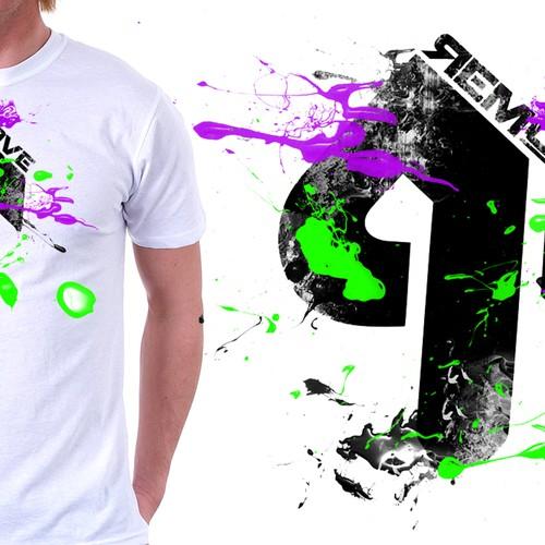 Runner-up design by VOLTZbranding