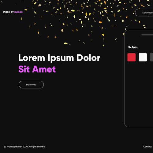 Design finalista por bags.dsgn