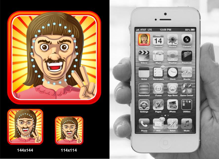 Winnend ontwerp van www.sayahelmi.com