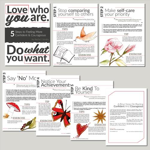 Ontwerp van finalist edges design