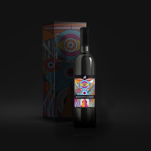 Fresh and Funky new label for Soul Growers Design by SilviaWright