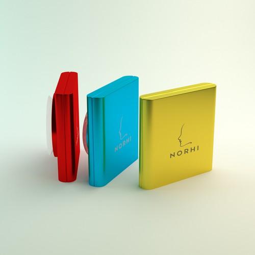 Diseño finalista de Jonald
