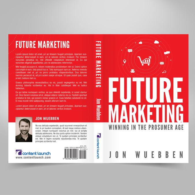 Best Business Book Cover Designs : Book cover design for best selling business author