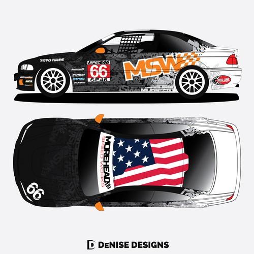 Diseño finalista de Doug D.