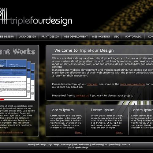 Design finalista por FDesign48