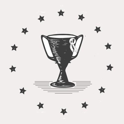 Runner-up design by sallesya