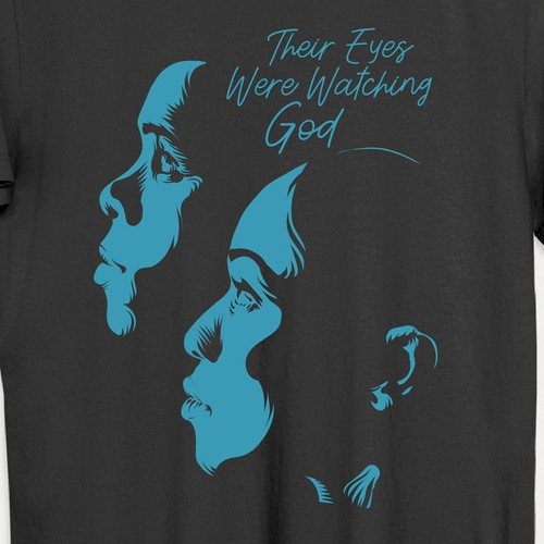 Classic Book Covers Reimagined ~ Reimagine a classic book cover as stylish t shirt
