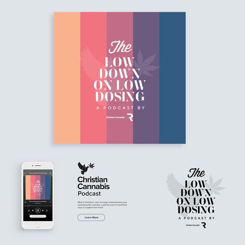 Runner-up design by Calm&Brave