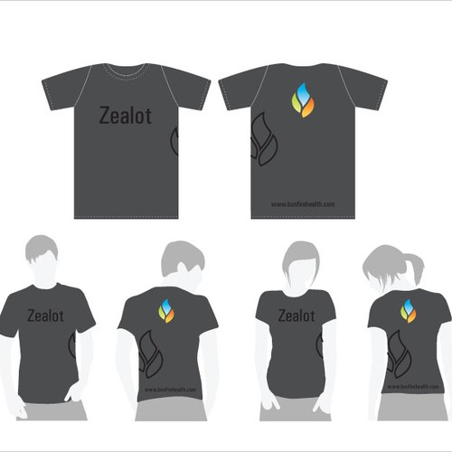Runner-up design by Jacob Israel