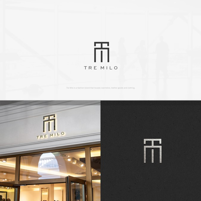 Create A Timeless Logo For Fashion House Tre Milo Logo Design Wettbewerb