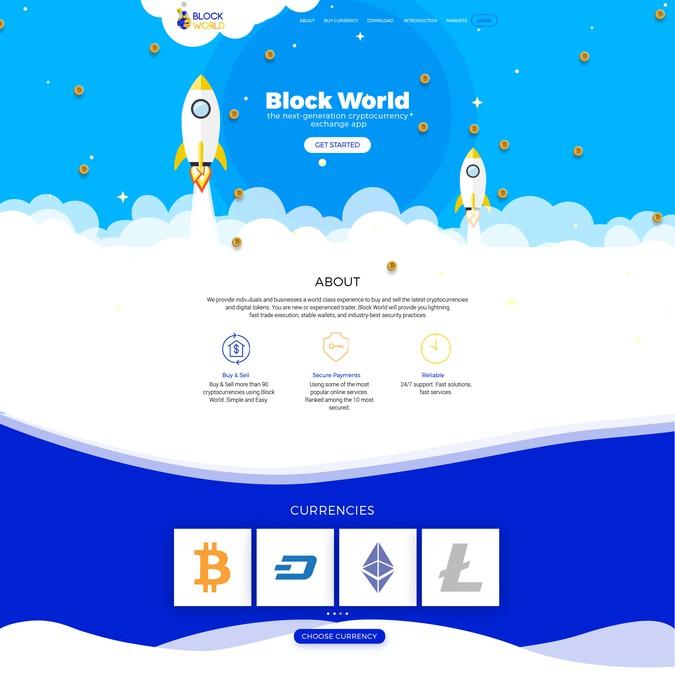 Winning design by MailDesigner